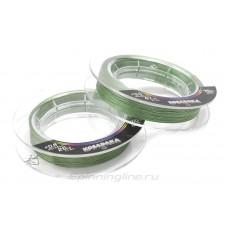 Плетеный шнур Kasadaka SUPER LINE PE X8 150м d0.12mm dark green