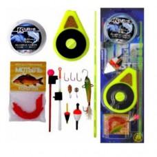 Набор для зимней рыбалке Ice Master в блистере №2 (макси)