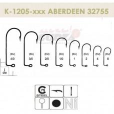К-1205-001 ABERDEEN JIG 32755 #1 NI 24 шт. (эконом класс)