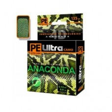 Плет. шнур  PE ULTRA ANACONDA CAMO JUNGLE  0.20m 135m