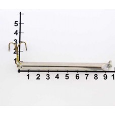 Пилькер трубка длинная срез d-8 (45г)