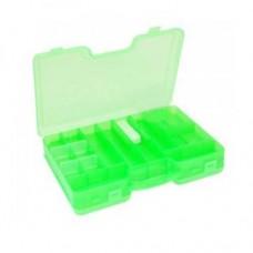 КЕЙС КД-1 зеленый двухсторонний с ручкой (290*210*60)