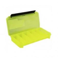 КОРОБКА для приманок КДП-1 желтая (190*100*30мм)