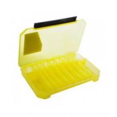 КОРОБКА для приманок КДП-4 желтая (340*215*50мм)
