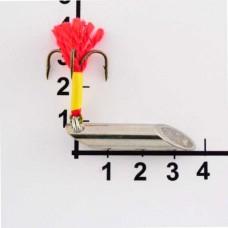 Пилькер трубка малая срез d-8 (13г)