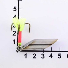 Пилькер трубка малая срез d-12 (33г)