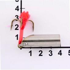 Пилькер трубка малая огрызок d-12 (35г)