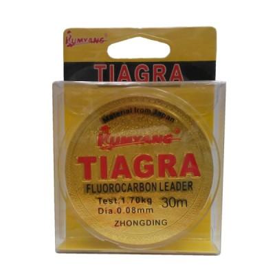Леска TIAGRA FLUOROCARBON 0,20 30м