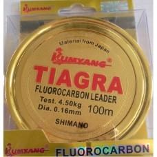 Леска TIAGRA FLUOROCARBON LEADER 0,28 100м