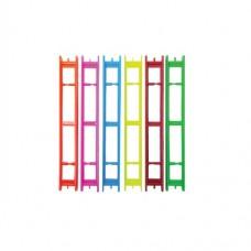 МОТОВИЛО 1-рядное флюоресц. (для удочки)(190*23мм) уп/10)