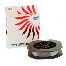 Леска DAIWA Triforce G 0.18mm 4lb 300m (серо-голубая)